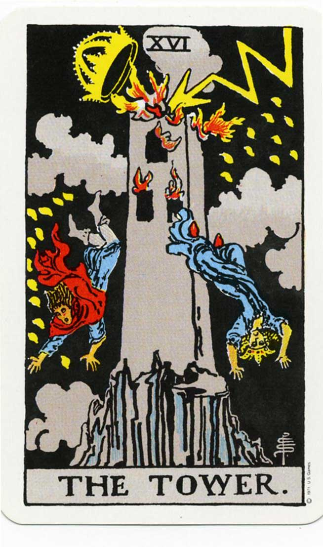The Tower Tarot Card Explained