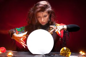 Using a Fortune Teller Online