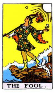 Tarot Card Meanings - The Fool