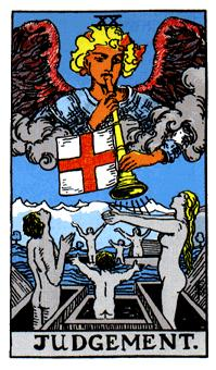 The Judgement Tarot Card Meaning