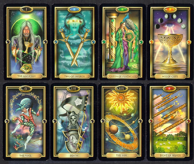 Some mistakes of New Age Tarot